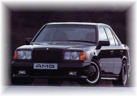 История AMG